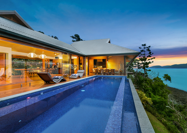 Hamilton Island Luxury Homes